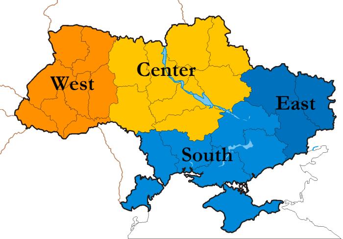 Ukraine_KIIS-Regional-division2